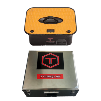 Extra Battery + Fire Protection Box