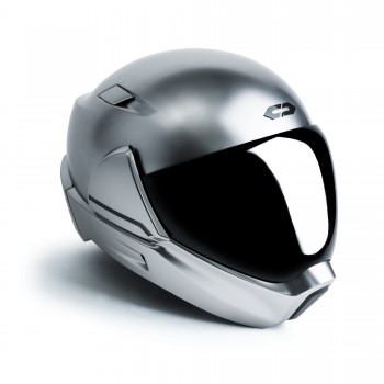 Cross Helmet X1 grey