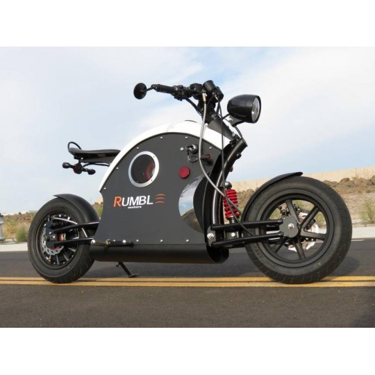 RUMBLE electric moto